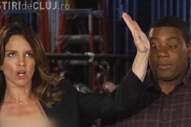 O celebră prezentatoare și-a făcut reclamă apărând topless la TV VIDEO