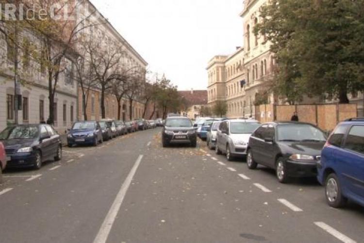 Se închide traficul pe strada Mihail Kogălniceanu