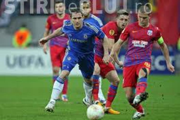 Avertisment pentru suporterii englezi înaintea meciului Steaua-Chelsea