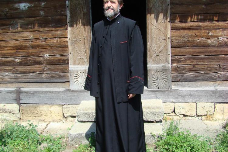 Preotul din Apahida, Sabin Diț, a murit la nunta fiului său