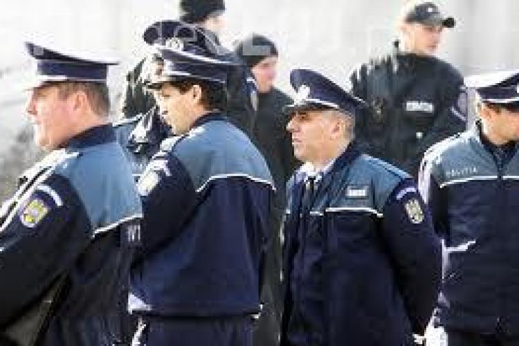 Mafia din Poliția clujeană. Un polițist corupt din provincie e protejat de șefii de la oraș