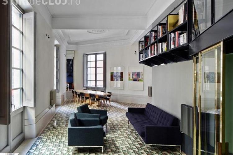 Aceasta este locuinţa anului 2013. Apartamentul este situat în Barcelona - FOTO