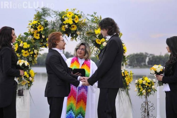 Postul PRO TV a fost dat în judecată pentru difuzarea nunții gay