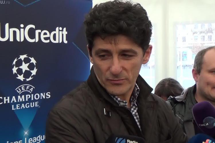 Ce spune Belodedici despre meciul Steaua - Chelsea și despre pronosticul lui Becali?