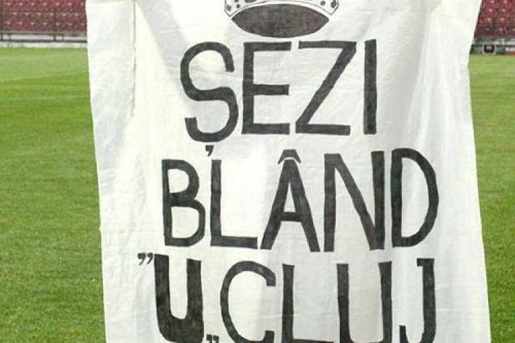 """""""U"""" Cluj, amendată drastic după meciul cu CFR"""