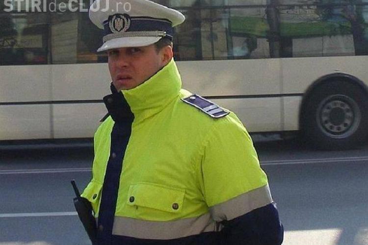 Polițistul clujean UMILIT de un șef pe care l-a oprit în trafic a DEMISIONAT: M-am săturat! M-a pus să-mi cer SCUZE!