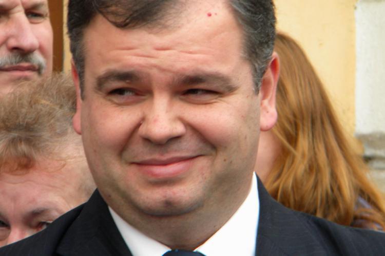 Deputalul UMDR Cluj, Mate Andras: Sunt mulți deputaţi care şi-au angajat rudele. Doar eu am fost trimis în judecată