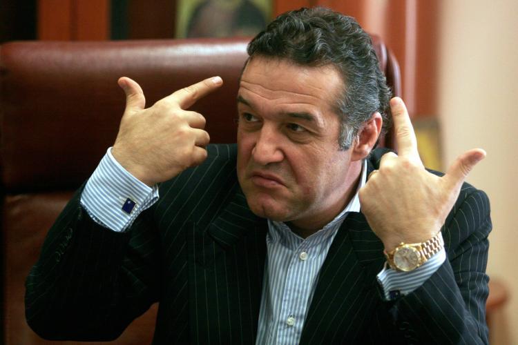 """Ofertă """"bombă"""" pentru Gigi Becali: """"Aș cumpăra Steaua!"""""""