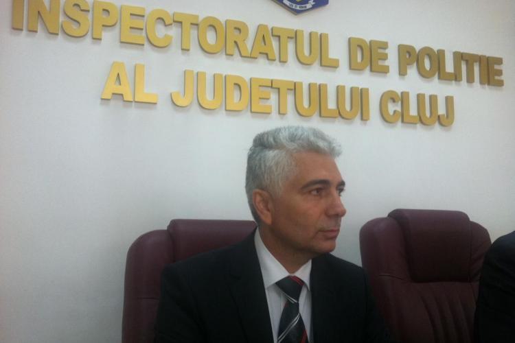 Noul șef al Poliției Cluj este Tudor Grindean! Află AICI cine este