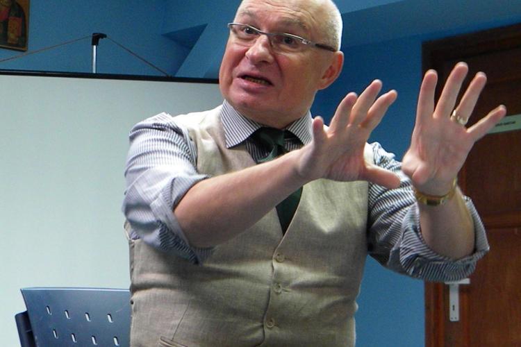 Lucan, pensionat de la Universitatea de Medicină din Cluj - EXCLUSIV