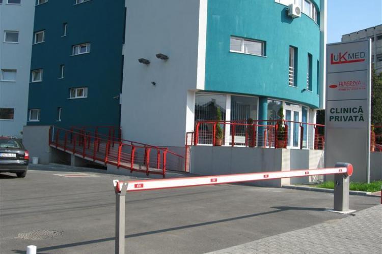 Lucan și-a făcut clinica privată de pe Republicii pe terenul Primăriei Cluj-Napoca