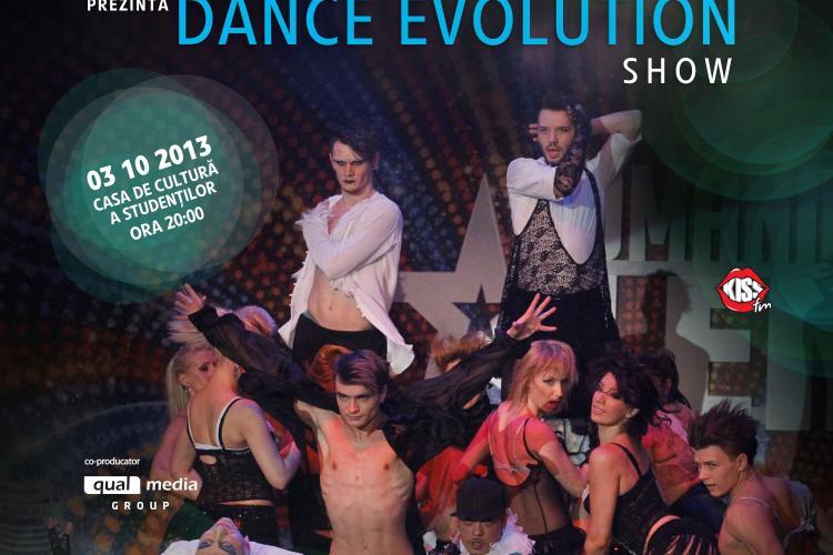 Dance Evolution: Baletul lui Edi Stancu vine la Cluj