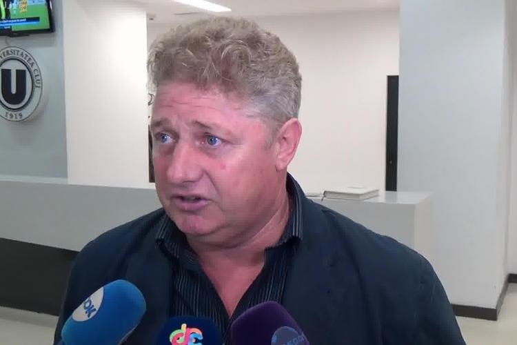 """Ioan Mărginean confirmă că Ionel Ganea este """"Dumnezeu"""" la Universitatea Cluj"""