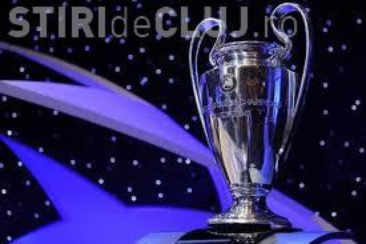 Trofeul Champions League ajunge la Cluj. Vezi unde îl poți admira