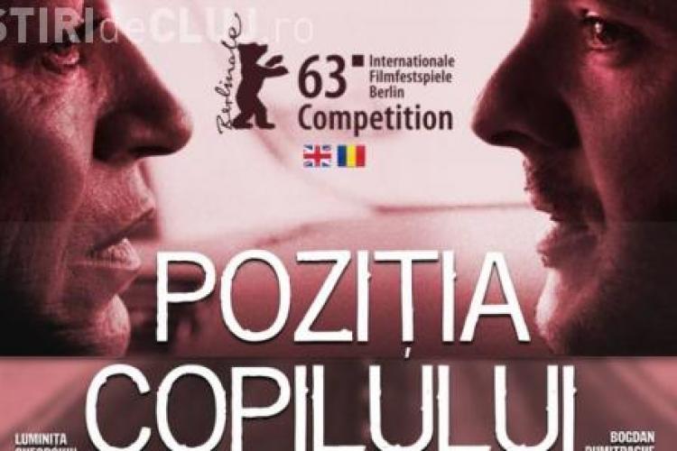 """Filmul românesc """"Poziția copilului"""" ar putea fi nominalizat la Oscar"""