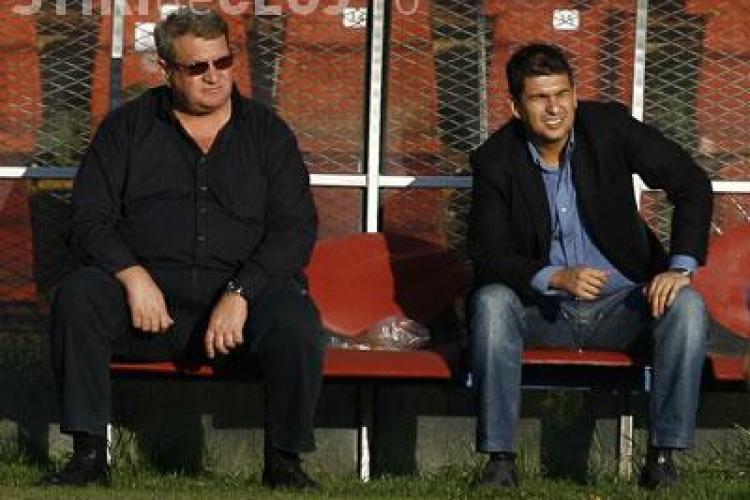 Cutremur la CFR Cluj! Paszkany vrea să îi dea afară pe Iuliu Mureșan și Răzvan Zamfir - Surse