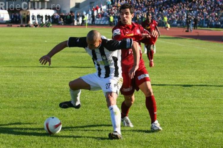 Un fost portar al U Cluj ACUZĂ manevrele mafiote de la meciul cu CFR Cluj, din 2008