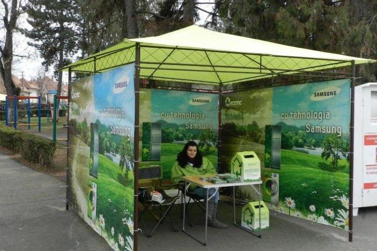 Campanie de colectare DEEE, sâmbătă la Cluj