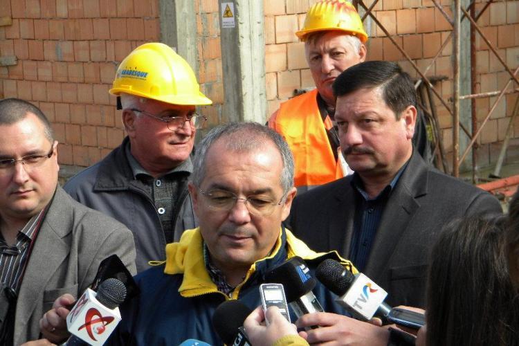 Boc spune că Walter vrea să vândă U Cluj până la iarnă - VIDEO