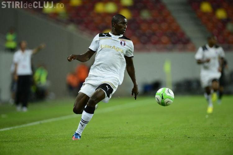 FRF vrea să naturalizeze un nigerian pentru echipa națională