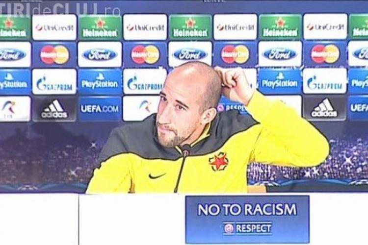 Steliștii îngâmfați înaintea meciului cu Basel? Vezi ce a declarat Latovlevici