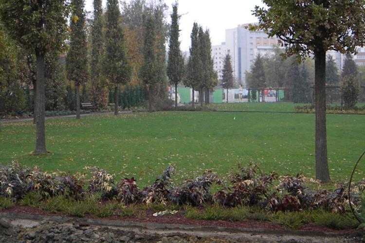 Parcul de pe malul lacului Gheorgheni, inaugurat miercuri, 23 octombrie. Programul evenimentului