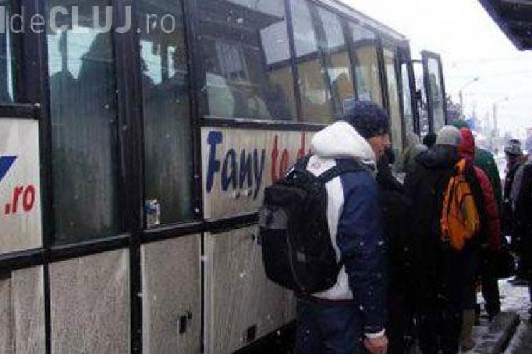 Fany și alți 4 trasportatori cer ANULAREA hotărârii CJ Cluj care aduce RATUC -ul în Florești, Baciu, Ciurila, Chinteni și Apahida