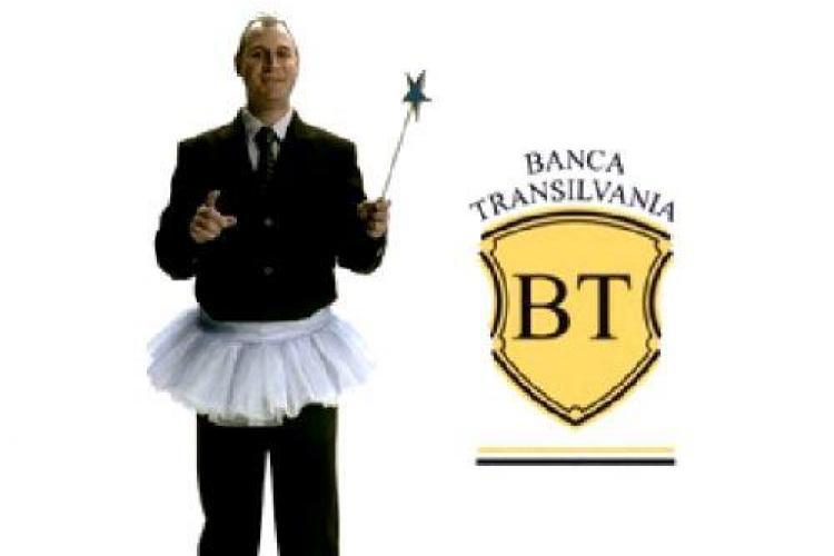 Banca Transilvania, acuzată că retrage dobânzi ILEGALE din conturile clientilor