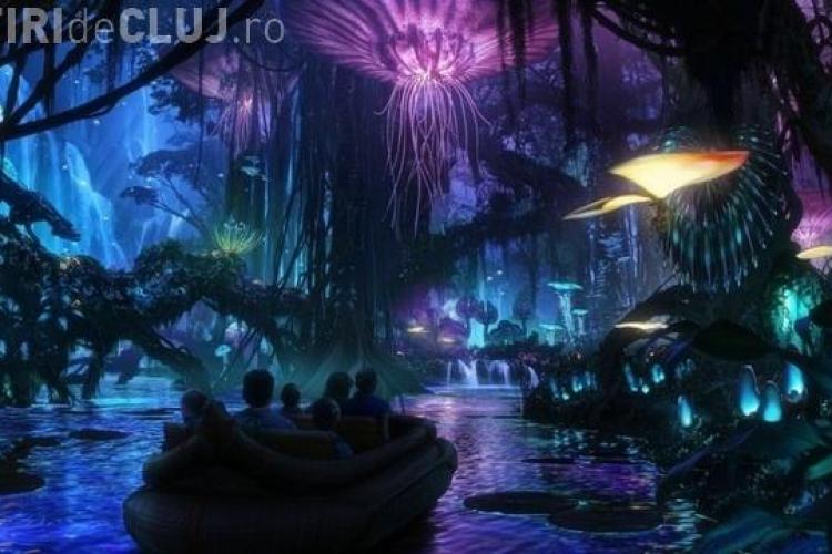 Disney va recrea lumea din Avatar într-un parc de distracții. Vezi cum va arăta FOTO