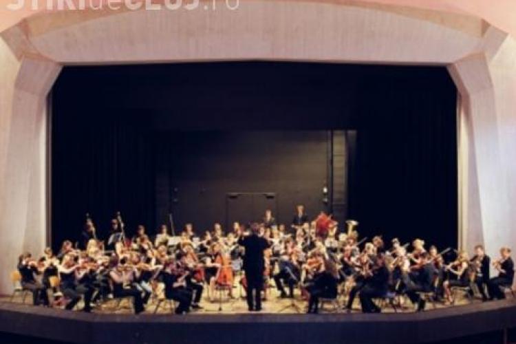 Concert al Orchestrei de Tineret Saar la Cluj