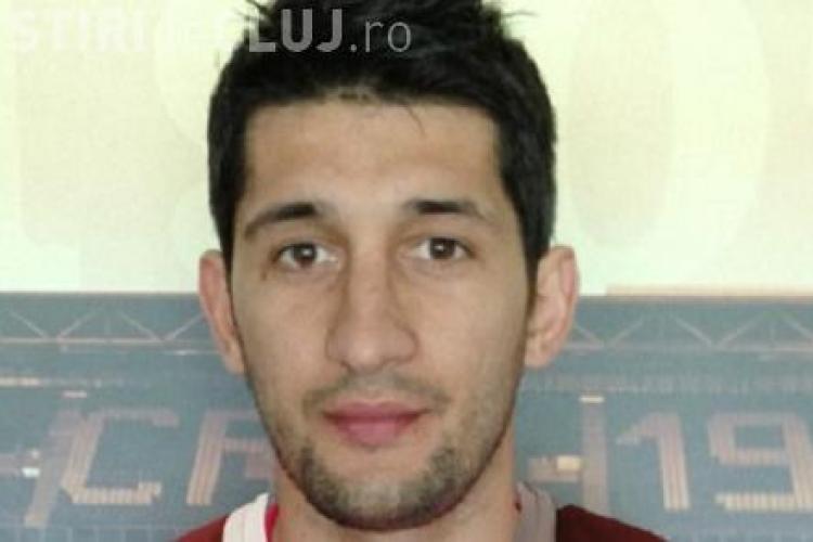 CFR Cluj l-a sancționat și pe Florin Costea după beția cu Gabi Tamaș