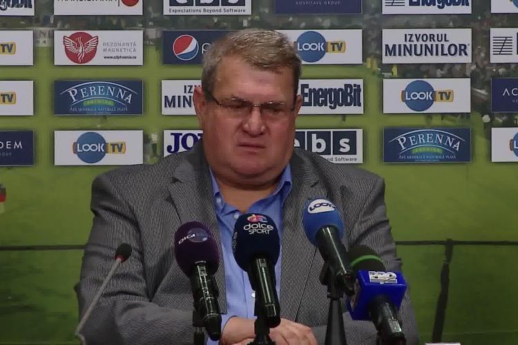 Iuliu Mureșan despre CRIZA FINANCIARĂ de la CFR Cluj. Rămâne Paszkany alături de echipă? - VIDEO