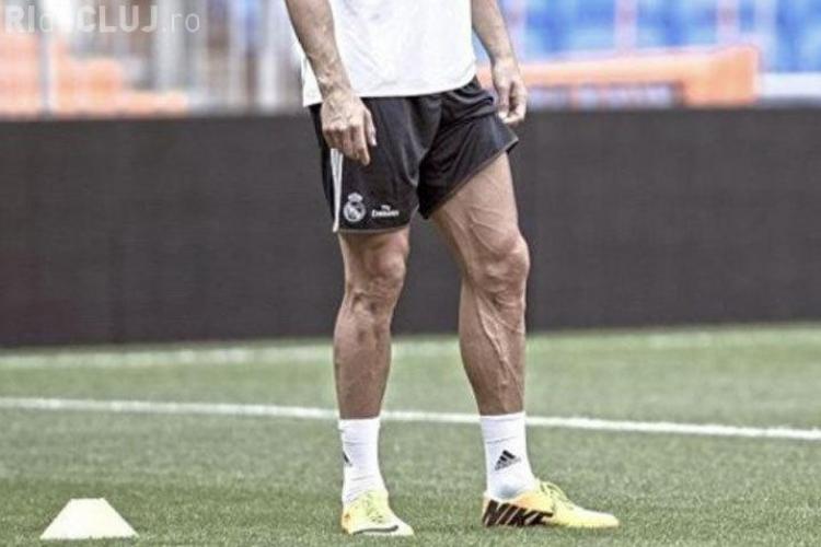 Cum arată picioarele celor mai buni fotbaliști ai planetei, Messi Ronaldo. Fanii se bat în păreri