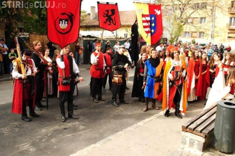 Zilele Centrului Istoric încep vineri la Cluj. Vezi aici programul