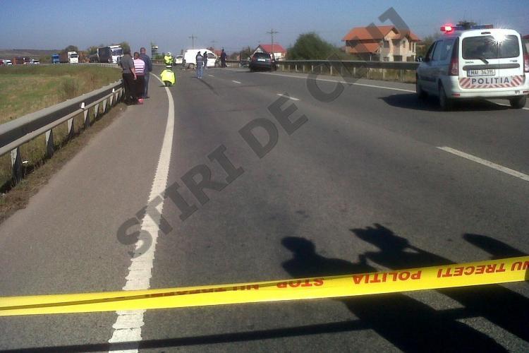 Accident pe centura Apahida! O tânără de 26 de ani a MURIT nevinovată. Autorul accidentului are permis de 7 luni