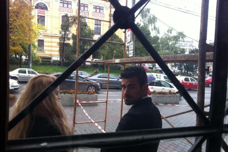Cadu se judecă cu angajații U Cluj care l-au bătut în tunel! Replici SAVUROASE de la proces - FOTO