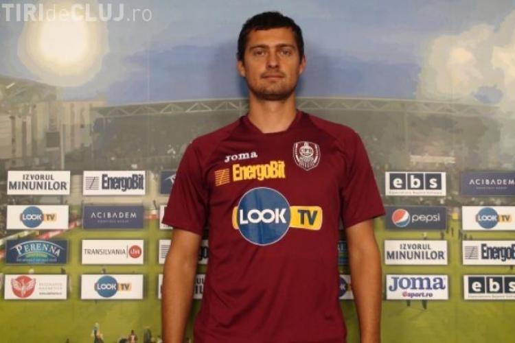 Transfer surpriză pentru Tamaș după ce a fost dat afară de la CFR