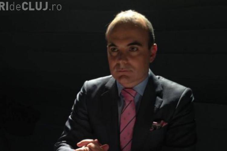 Jurnalistul Rareș Bogdan susține că i-a fost atacată casa din Cluj-Napoca de către necunoscuți
