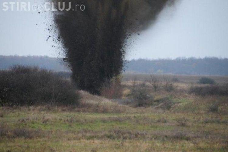 Doi militari din Turda au fost raniti intr-un poligon de tragere după ce a explodat un proiectil. VEZI cine sunt