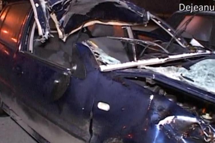 Tragedie la o nuntă, lângă Dej. Accident mortal după ce mireasa a fost furată - VIDEO