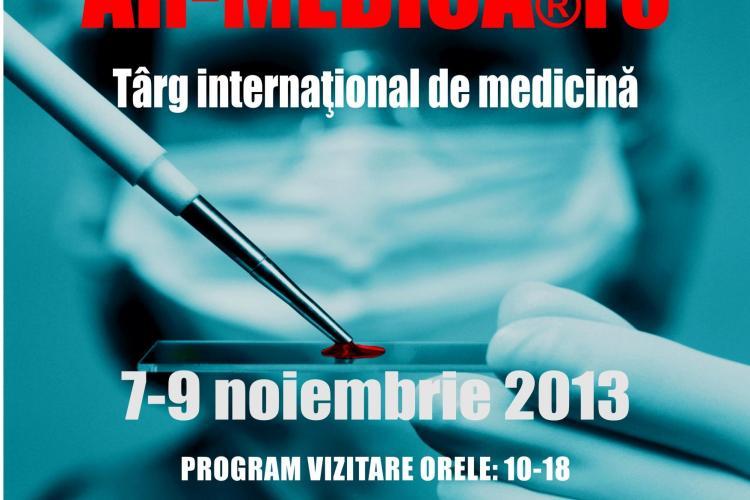 Cea mai importantă expoziție medicală din România va avea loc în această săptămână