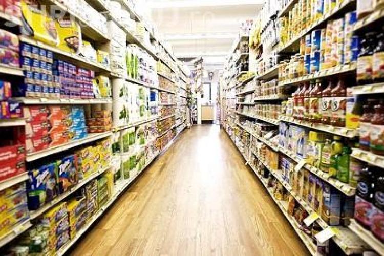 Auchan si Carrefour sunt cele mai ieftine hipermarketuri la produsele de uz zilnic