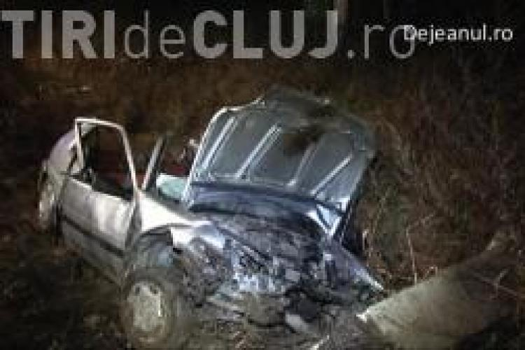 Accident mortal pe DN1C. Un șofer și-a pierdut viața VIDEO