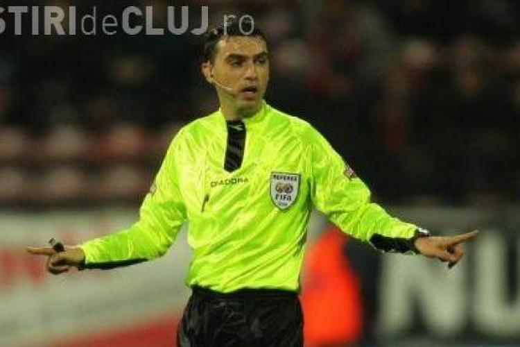 Sancțiuni grave date de UEFA în cazul în care e implicat arbitrul Ovidiu Hațegan