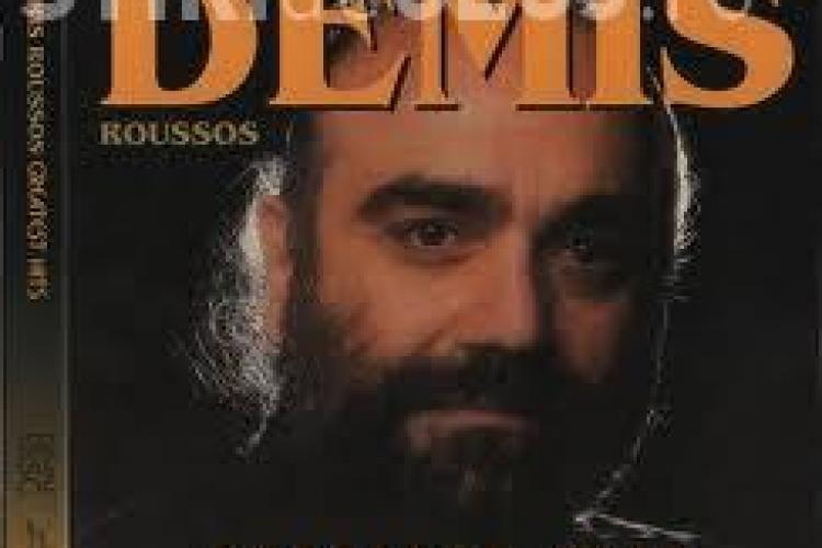 DEMIS ROUSSOS, concert la Cluj in 7 decembrie 2013 la Sala Sporturilor