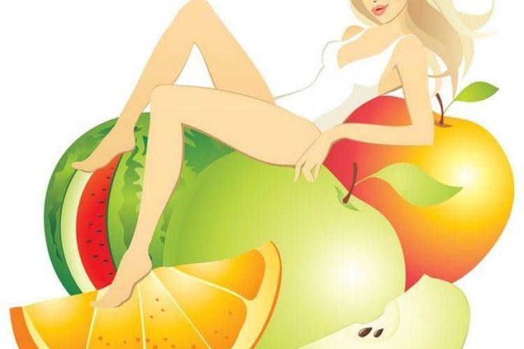 Top fructe care te ajută să slăbeşti. Consumă-le proaspete!