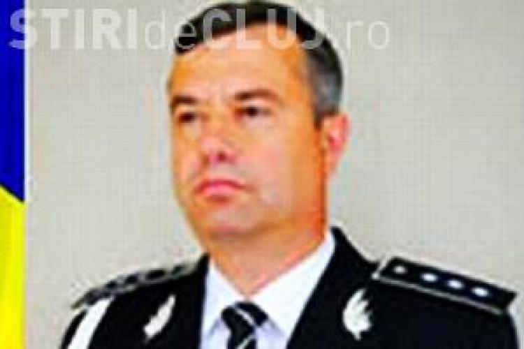 Un polițist din Turda, numit adjunctul șefului IPJ Cluj