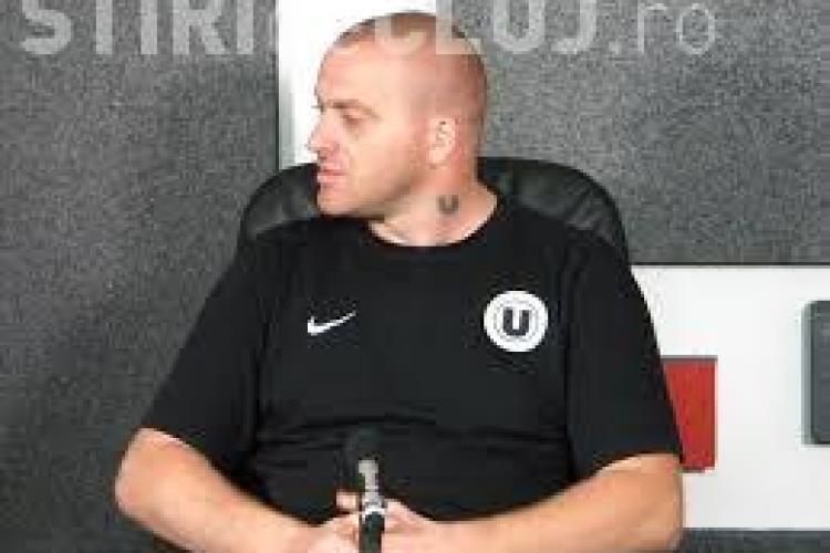 """Interviu cu RJ, TEMUTUL lider al galeriei U Cluj. Îl apără pe Walter și răspunde acuzației: """"Mircea Cenan, te-ai vândut la un ţăran!"""""""