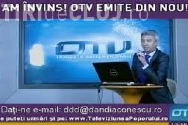 Şefa CNA este amenințată politic în cazul OTV - DD TV