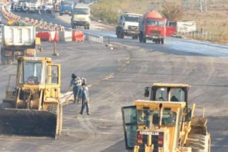 Un constructor clujean vrea să facă Autostrada Turda - Sebeş. Sunt alte 42 de oferte depuse